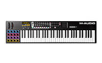 Midi клавиатура M-Audio Code 61 BLK