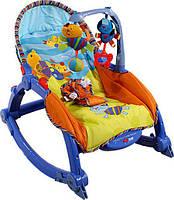 Музыкальное кресло-качалка 7179 joy toy (3в1)
