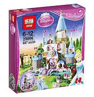 Конструктор Lepin Принцессы 25006 Замок Золушки (аналог Lego Disney Princess 41055)