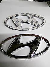Эмблема Hyundai 130х65 мм