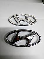Эмблема Hyundai 100х50 мм