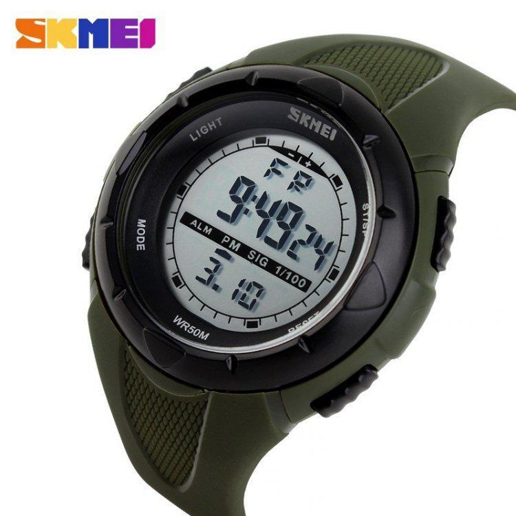 Часы спортивные skmei wr50m 1025 (5 bar) — в категории 4ec114221981b
