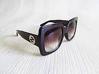 Солнцезащитные очки бренд реплика Гуччи, фото 1