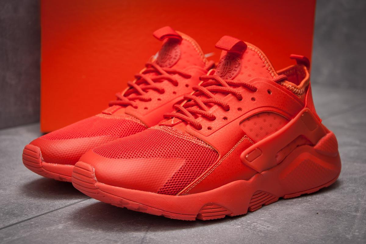 Кроссовки мужские в стиле Nike Air Huarache, оранжевые (12842),  [  44