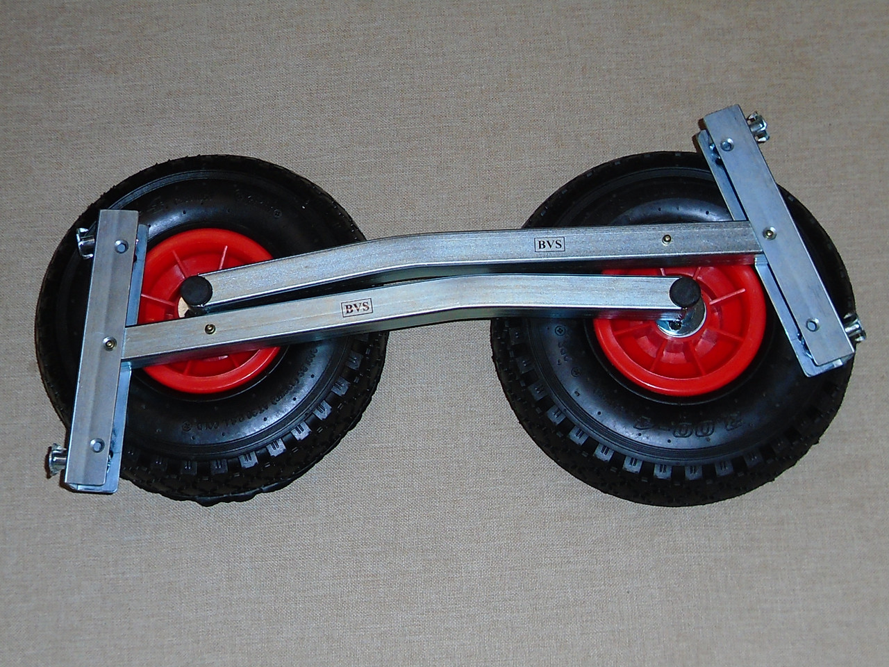 Транцевые колеса BVS КТ400 Кнопка Base