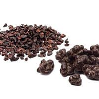 Какао-бобы (крупка) в темном шоколаде Casa Luker