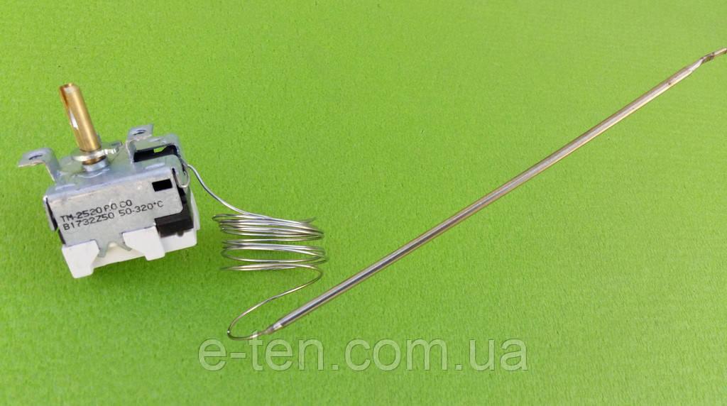 Термостат капиллярный tecasa TM-2520 AO CO / Tmax = 320°C / 16А / 250V / L=105см (2 контакта)  Tecasa, Испания