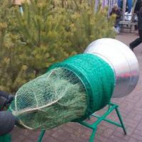 Упаковочная сетка для ёлок и сосен