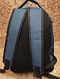 (38*26-маленький)Рюкзак спортивный UNDER ARMOUR 300d мессенджер спорт городской опт, фото 4