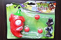 Растения против зомби   Plants vs Zombies Игровой набор №12 Перец Халапеньо (Растения стреляют шариками )