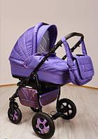 Детская коляска 2 в 1 Ajax Group Sonet new Lilac