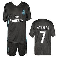 Футбольная форма 1802 ФК Реал Мадрид RONALDO (6-14 лет) оптом и в розницу.