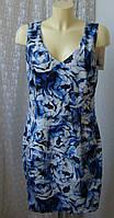 Платье летнее синее Anna Field р.46-48 7691, фото 1