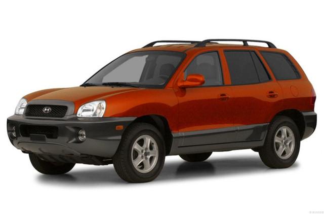 Hyundai Santa Fe (SM) (11.2000-01.2006)