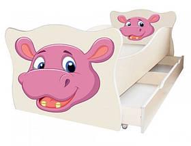 Кровать детская Animal с ящиком, фото 2