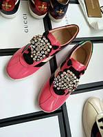 Стильные красивые брендовые женские Gucci 2 цвета