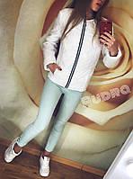 Женская куртка Жемчуг (42-48р) 77П5003
