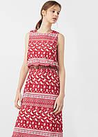 Женское платье макси Mango размер L-XL (RU 50-52) женские платья на лето