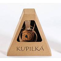 Подарочный набор(глубокая тарелка+чашка) KUPILKA 21+55 SET ORG