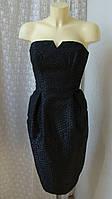 Платье маленькое черное Luxe р.44-46 7702, фото 1