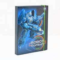 Папка для тетрадей картоная В5 Cyber-dron 491510