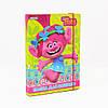 Папка для тетрадей картонная 491542 Trolls Dream