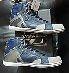 Кроссовки ботинки Piazza Italia. Мужские кроссовки производства Италии, реплика