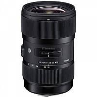 Объектив Sigma AF 18-35/1,8 DC HSM Nikon (210955)