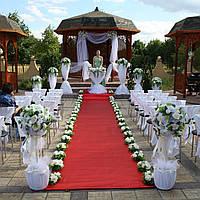 Оформление свадебного зала и выездных цепемоний