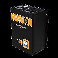 Стабилизатор напряжения 7 кВт (7000 Вт) LogicPower LPT-W-10000RD