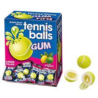 Жевательные конфеты (жвачки) без глютена Fini Tennis balls теннисные мячики Испания 200штх5г, фото 1