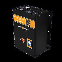 Стабилизатор напряжения 8,4 кВт (8400 Вт) LogicPower LPT-W-12000RD