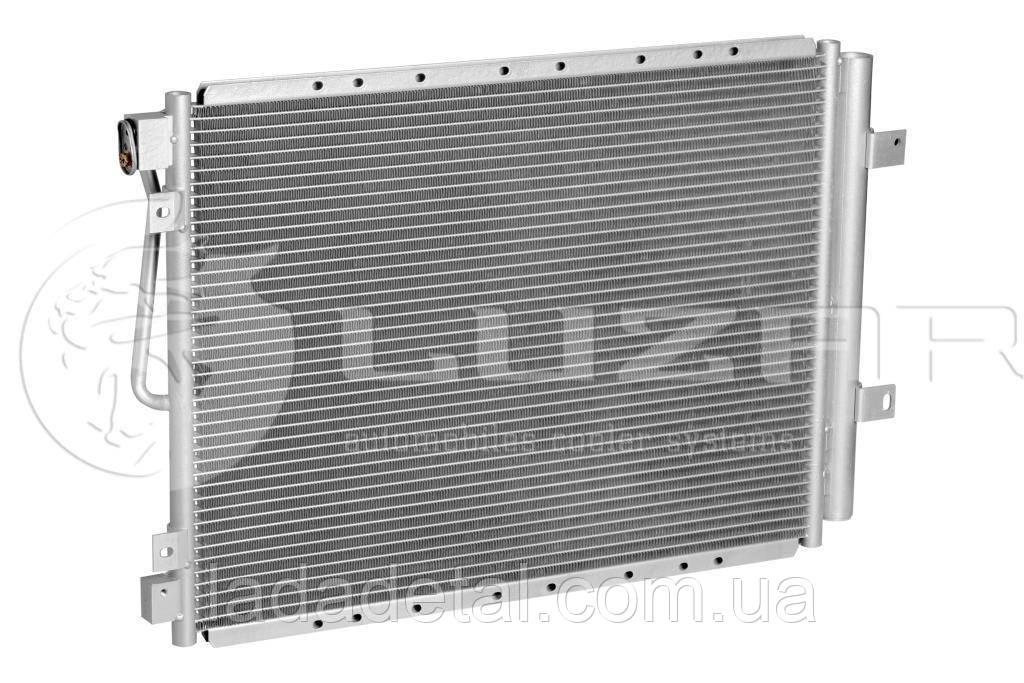 Радиатор кондиционера Киа Соренто Kia Sorento 2.5  976063E900 / 97606-3E901
