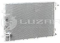 Радиатор кондиционера Киа Соренто / Kia Sorento 2.4/2.5/3.3/3.5 (02-) АКПП/МКПП (LRAC 08E3) Luzar