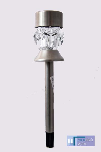 Газонный светильник на солнечной батарее RIGHT HAUSEN SOLAR DIAMOND rgb