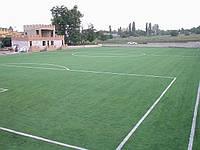 Строительство футбольных полей, Украина