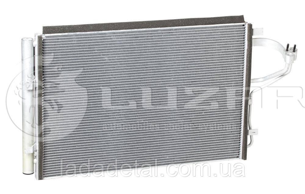 Радиатор кондиционера Киа Сид  Kia Ceed/ Черато Cerato III/ Соул Soul I / Элантра Elantra V/ i30 / 97606-3X000