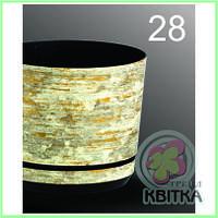 Цветочный горшок «Korad 28» 2.8л
