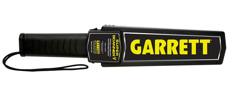 Ручной металлоискатель Garrett SuperScanner V