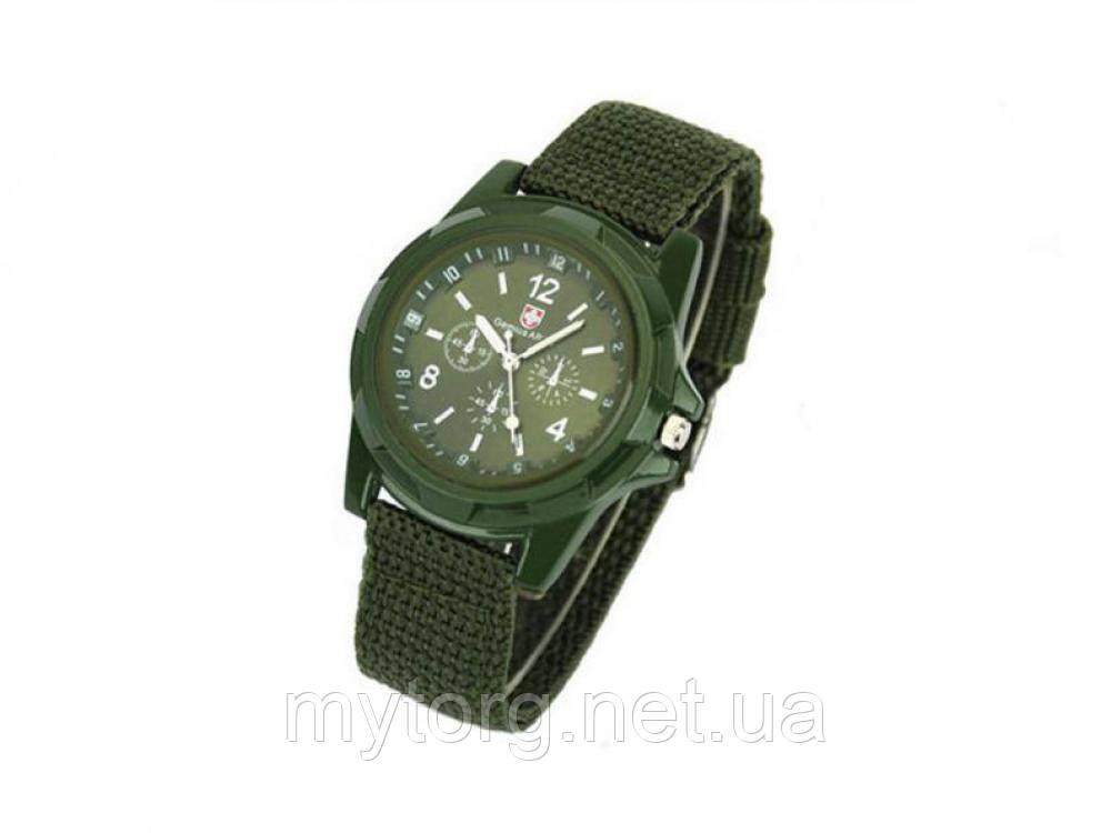 Товар имеет дефект Мужские часы Swiss Army Уценка №342 Уценка! Зеленый