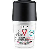 Дезодорант мужской Anti-Transpirant 48H Anti-Traces 48H Vichy