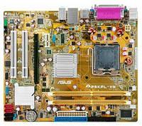 БУ Материнская плата Asus P5KPL-VM (s775, 4xSATA, 2xDDR2, VGA, 2xPCI, PCI-e x16, mATX) (P5KPL-VM)