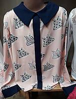 Детская блузка для девочки недорого