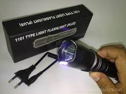 Электрошокер-фонарь FLASH LIGHT 1101