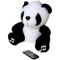 Игрушка панда с пультом колонка плеер mp3, радио