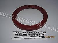 Сальник 100х125х12 (красный), 240-1002305