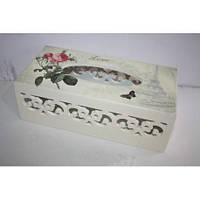 Салфетница деревянный диспансер для салфеток