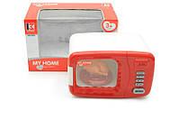 Детская микроволновая печь со звуковыми и световыми эффектами