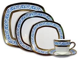 Столовый сервиз набор посуды 30 предметов