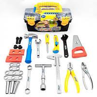 Набор инструментов детский в чемодане, 25 предметов